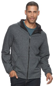 Apt. 9 Men's Reversible Water-Resistant Hooded Jacket