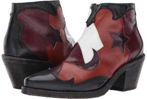 McQ Solstice Zip Boot Women's Boots