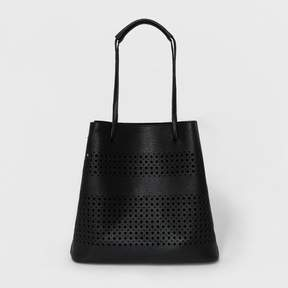 DAY Birger et Mikkelsen A New Laser Cut Bucket Tote Handbag