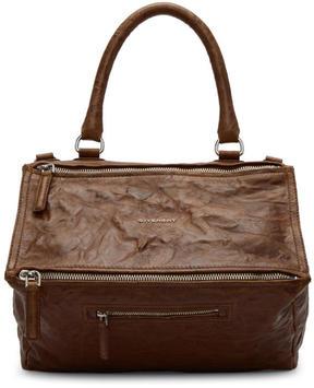 Givenchy Tan Medium Pandora Bag