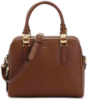 Lauren Ralph Lauren Women's Rawson Callie Leather Satchel
