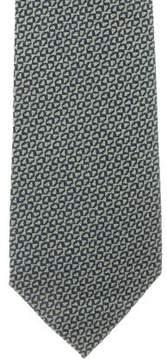 Charvet Geometric Jacquard Silk Tie