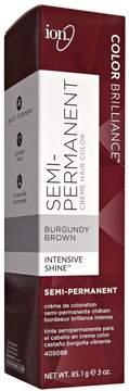 Ion Burgundy Brown Semi Permanent Hair Color