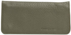 Christopher Kon Olive Silla Leather Wallet