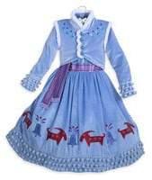 Disney Anna Deluxe Costume for Kids - Olaf's Frozen Adventure