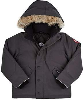 Canada Goose Kids' Logan Tech-Fabric Youth Parka