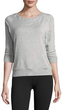 Beyond Yoga Women's Solid Crewneck Sweatshirt