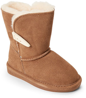 BearPaw Toddler Girls) Hickory Victorian Toggle Boots