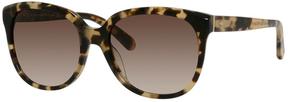 Safilo USA Kate Spade Bayleigh Modified Oval Sunglasses
