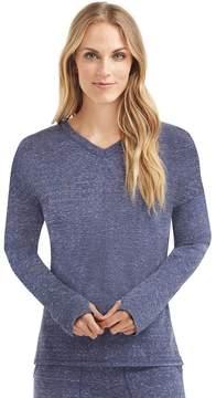Cuddl Duds Women's Comfortwear Tunic Top