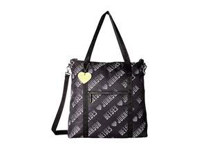 Betsey Johnson Sporty Logo Tote Tote Handbags
