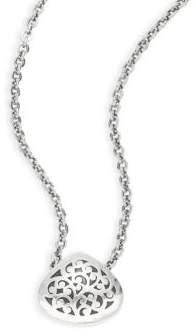 Lois Hill Cutout Necklace