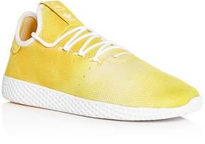 adidas Men's Pharrell Williams Hu Holi Lace Up Sneakers