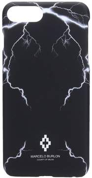 Marcelo Burlon County of Milan Telgo Iphone 7 Black Cover