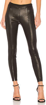 Elizabeth and James Eddine Skinny Leather Pant