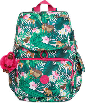 Kipling Disney's The Jungle Book City Pack Backpack - JUMPING JUNGLE - STYLE