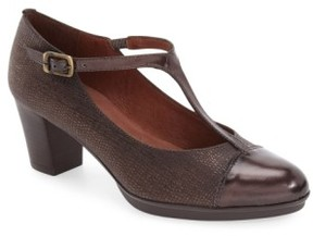 Hispanitas Women's 'Barrett' T-Strap Pump
