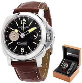 Panerai Luminor GMT Automatic Acciaio Men's Watch