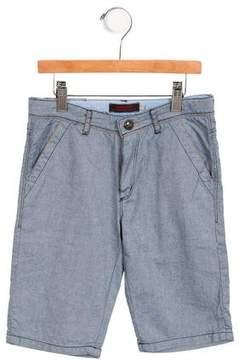 Catimini Boys' Chambray Bermuda Shorts