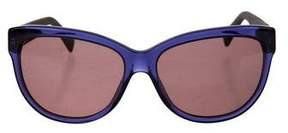 Max Mara Tinted Oversize Sunglasses