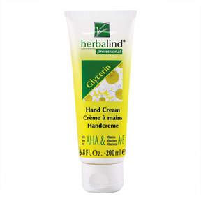 Glycerin Hand Cream by Herbalind (200ml Cream)