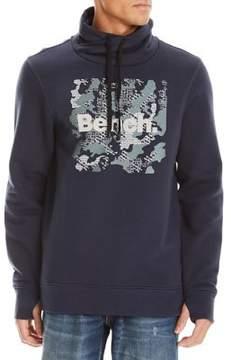 Bench Hooded Graphic Sweatshirt