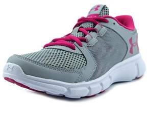 Under Armour Thrill 2 Women Round Toe Synthetic Gray Sneakers.