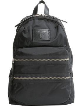 Marc Jacobs Biker Backpack - NERO - STYLE