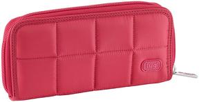 Lug Rose Pink Shuffle Wallet