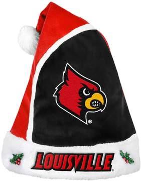 NCAA Adult Louisville Cardinals Santa Hat