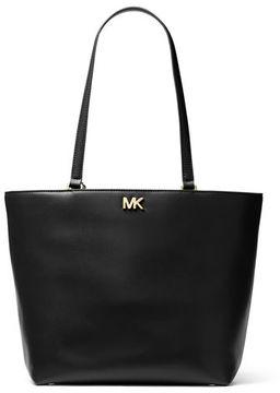 MICHAEL Michael Kors Mott Medium Leather Shoulder Tote Bag