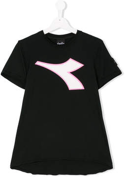 Diadora Junior TEEN printed logo T-shirt
