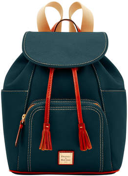 Dooney & Bourke Pebble Backpack - BLACK - STYLE