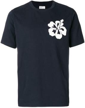 Universal Works Flower applique T-shirt