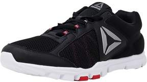 Reebok Men's Yourflex Train 9.0 Mt Black / Red White Ankle-High Training Shoes - 9M