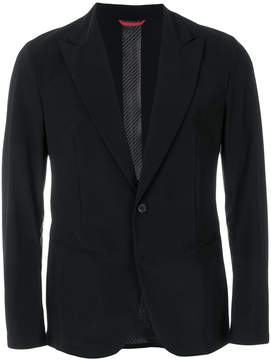 Hydrogen casual single-breasted blazer