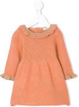 Caramel Amberley baby dress