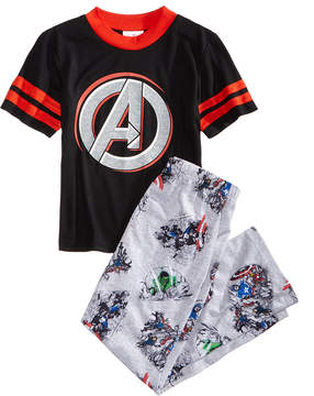 Marvel 2-Pc. Avengers Pajama Set, Big Boys, Created for Macy's