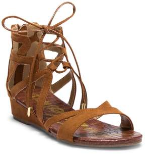 Sam Edelman Danica Lace-up Sandal (Little Kid & Big Kid)