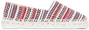 Castaner 10mm Folk Woven Cotton Espadrilles