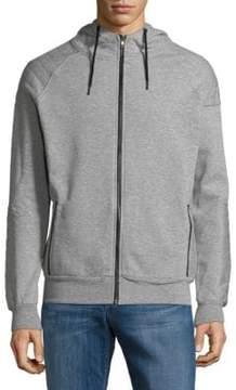Sovereign Code Full-Zip Hooded Jacket