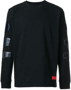 Carhartt Slam Jam x patch detail sweatshirt
