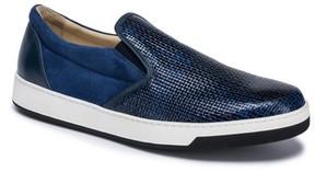 Bugatchi Men's Cinque Terre Woven Slip-On Sneaker