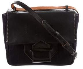 Reed Krakoff Denim & Leather Standard Bag