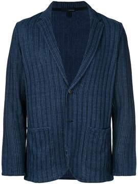 Lardini striped blazer