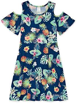 Arizona Sleeveless A-Line Dress Girls
