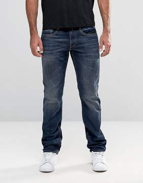 Replay Jeans Anbass Slim Fit Dark Wash