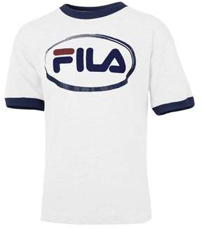 Fila Boys' Oval T-Shirt