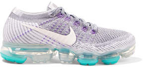 Nike Air Vapormax Flyknit Sneakers - Lilac