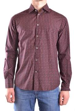 Peuterey Men's Multicolor Cotton Shirt.